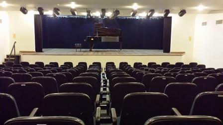 Auditório Meira Junior
